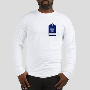 USCGA Flotilla Commander<BR> Long Sleeved T-Shirt