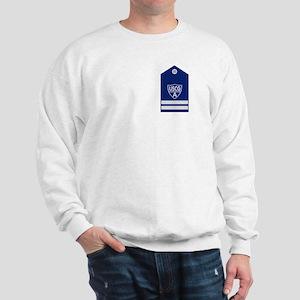 USCGA Flotilla Commander<BR> Sweatshirt