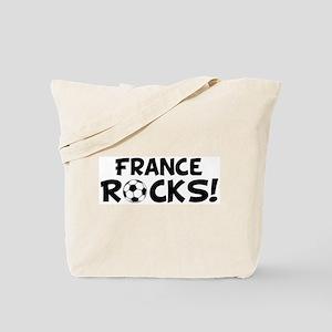 France Rocks! Tote Bag