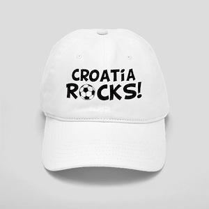 Croatia Rocks! Cap