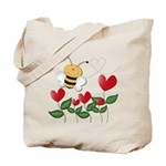 Bertie Bee Tote Bag
