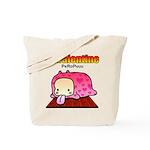 Valentine PeRoPuuu Tote Bag
