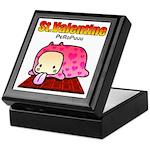 Valentine PeRoPuuu Keepsake Box