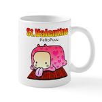 Valentine PeRoPuuu Mug