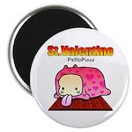 Valentine PeRoPuuu Magnet