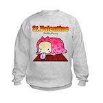 Valentine PeRoPuuu Kids Sweatshirt