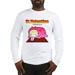 Valentine PeRoPuuu Long Sleeve T-Shirt