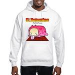 Valentine PeRoPuuu Hooded Sweatshirt