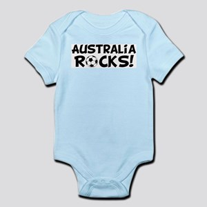 Australia Rocks! Infant Creeper