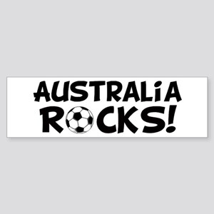 Australia Rocks! Bumper Sticker