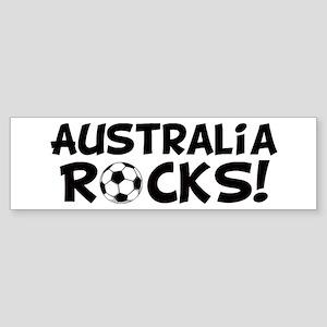 Australia Rocks! Bumper Sticker