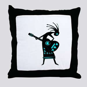 PLAY ALL NIGHT Throw Pillow