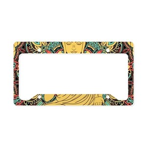 License Plate Holders >> Cute License Plate Frames Cafepress