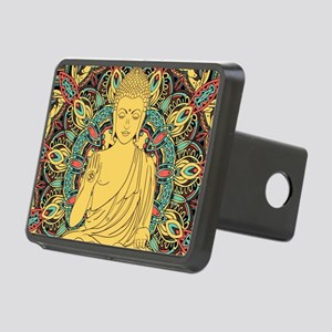 Buddha Rectangular Hitch Cover