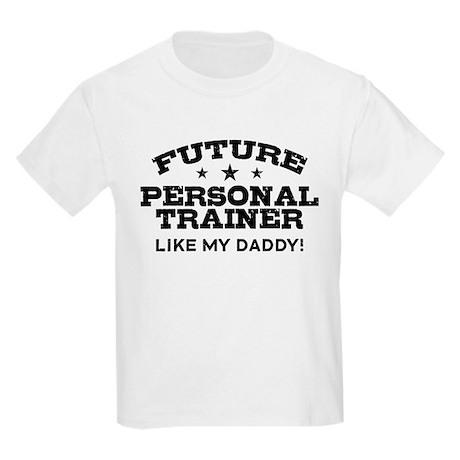 Future Personal Trainer Kids Light T-Shirt