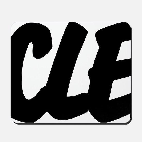 CLE Brushed Mousepad