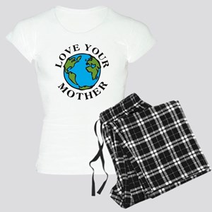 Love Your Mother Women's Light Pajamas