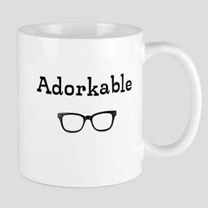 Adorkable - Glasses Mug