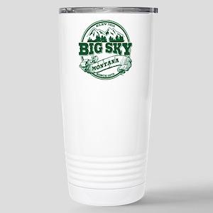 Big Sky Old Circle Stainless Steel Travel Mug