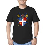 Geoffrey's Men's Fitted T-Shirt (dark)