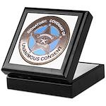 Sovereign & Covenant Badge Keepsake Box