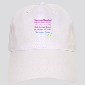 Kiss on Elena's Porch, pink 2 Cap