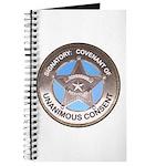 Sovereign & Covenant Badge Journal