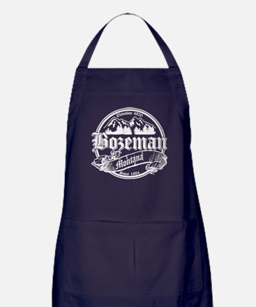 Bozeman Old Circle 2 Apron (dark)