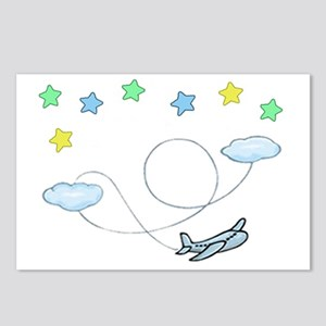 Star Pilot Postcards (Package of 8)