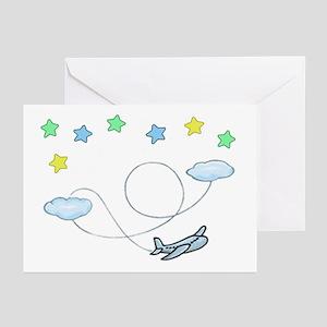 Star Pilot Greeting Cards (Pk of 10)