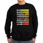 Socialist Power Grab Sweatshirt (dark)