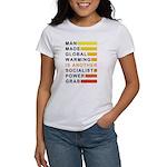 Socialist Power Grab Women's T-Shirt