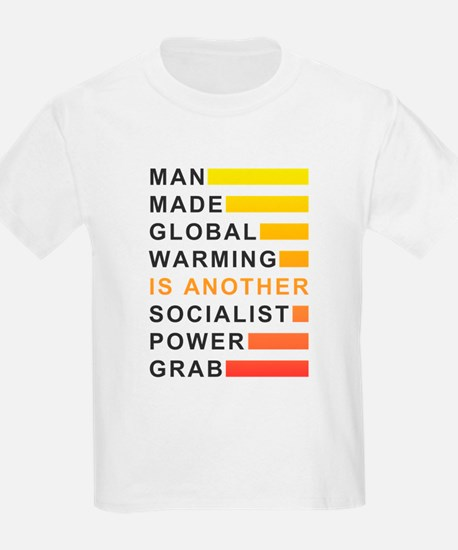Socialist Power Grab T-Shirt