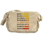 Socialist Power Grab Messenger Bag