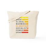 Socialist Power Grab Tote Bag