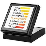 Socialist Power Grab Keepsake Box