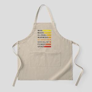 Socialist Power Grab Apron