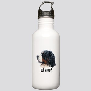 got snow? Stainless Water Bottle 1.0L