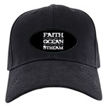 Faith is Knowing V2 Black Cap