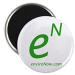 "enviroNow 2.25"" Magnet (10 pack)"