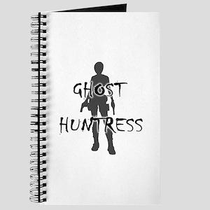 Ghost Huntress Journal