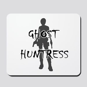 Ghost Huntress Mousepad