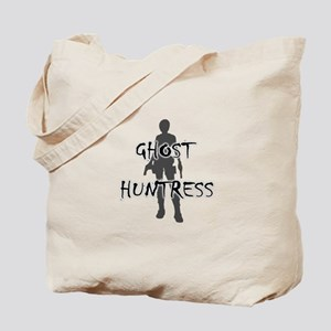 Ghost Huntress Tote Bag