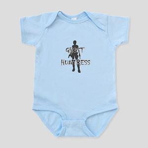 Ghost Huntress Infant Bodysuit