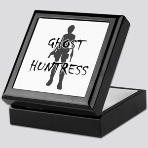 Ghost Huntress Keepsake Box