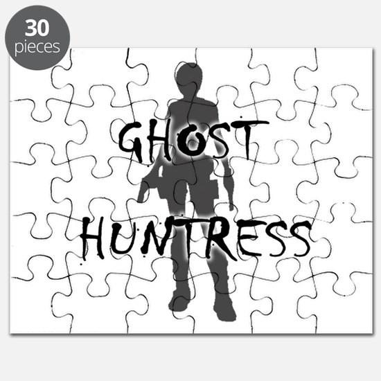 Ghost Huntress Puzzle