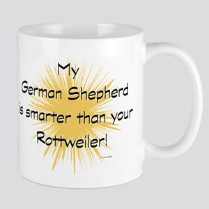 My GSD is smarter than your R Mug
