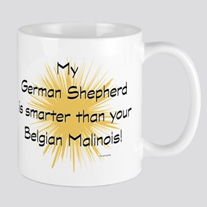 My GSD is smarter than your m Mug