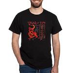 Year of the Dragon - Chinese New Year Dark T-Shirt