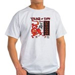 Year of the Dragon - Chinese New Year Light T-Shir